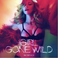 MADONNA Girl Gone Wild (DJ)