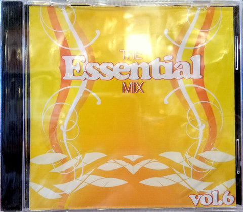 Various (Britney Spears, Lady Gaga, Kelly Clarkson, & more) - The Essential Mix: vol. 6 - CD (SALE)