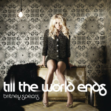 Britney Spears - Till The World Ends (DJ Series CD single)