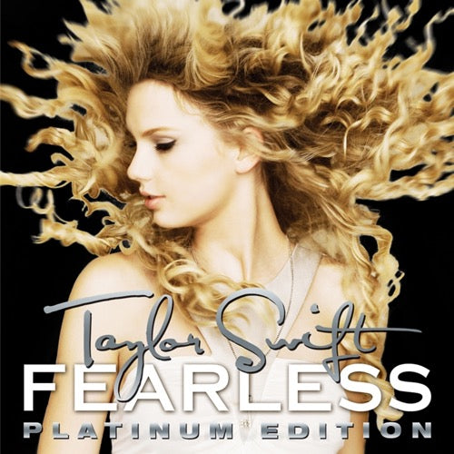 Taylor Swift - Fearless Platinum Edition LP VINYL