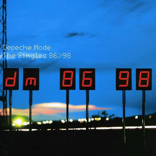 Depeche Mode - The Singles 86-98 (2 CD) New