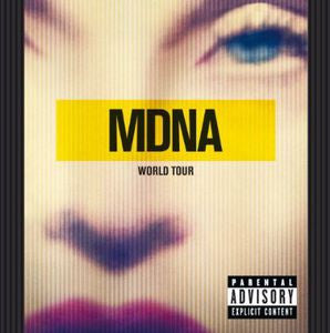 Madonna - MDNA WORLD TOUR (DOUBLE CD) LIVE