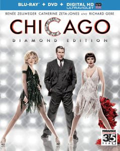 Chicago - Diamond Edition - Blu-ray + DVD + Digital HD Ultraviolet