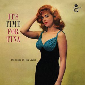 Tina Louise - It's Time For Tina - Vinyl LP