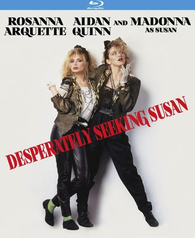 MADONNA -  Desperately Seeking Susan Blu-Ray (new) 2020