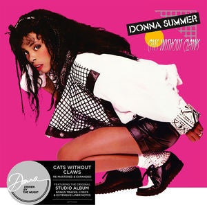 Donna Summer - Cats Without Claws (Expanded) CD