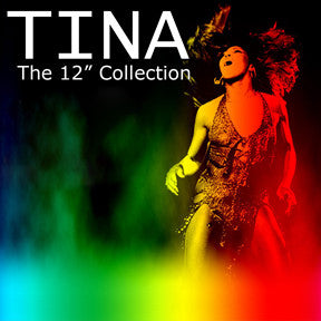 Tina Turner 12 inch collection CD