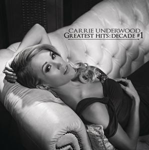 Carrie Underwood - Greatest Hits : Decade 1 CD