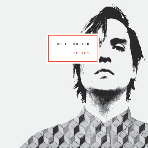 Will Butler (Arcade Fire) - Policy LP VINYL