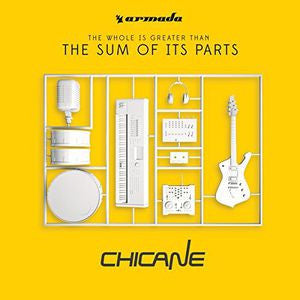 Chicane -Sum of It's Parts [Import CD] New