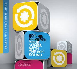 80s Re:Covered CD  Various 80's artist -  (NEW)