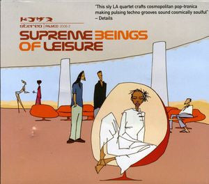 Supreme Beings of Leisure - (Self Titled) CD