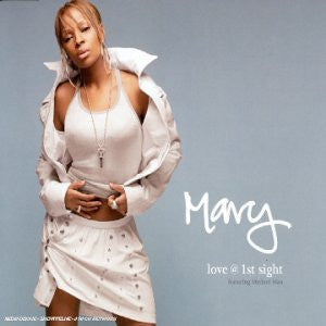 Mary J. Blige - Love @ 1st Sight (CD single) CD2