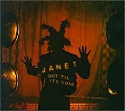 Janet Jackson - Got Til It's Gone (UK CD single) Used