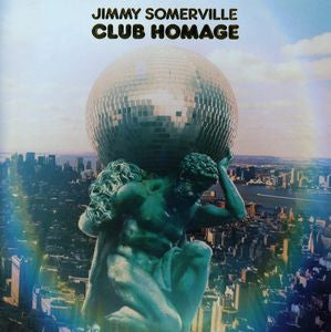 Jimmy Somerville - CLUB HOMAGE (Import CD)