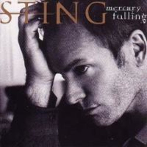 Sting - Mercury Falling LP VINYL new