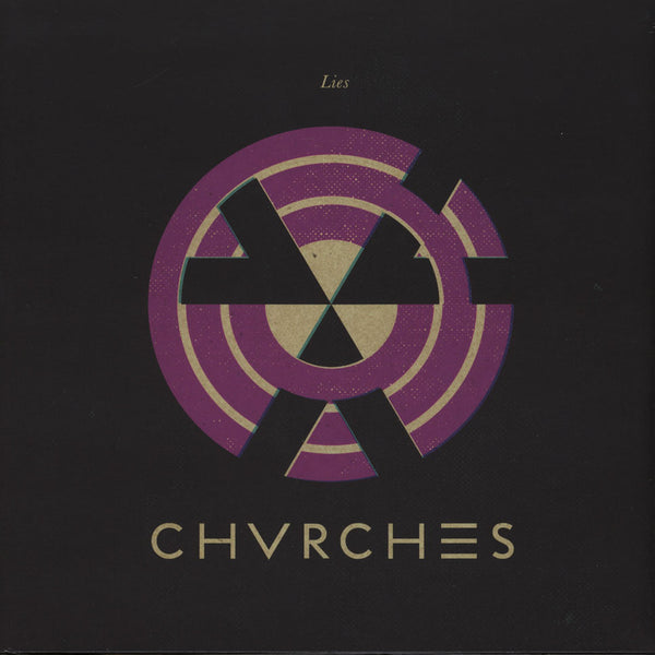 "chvrches - Lies vinyl 12"" (Color)"