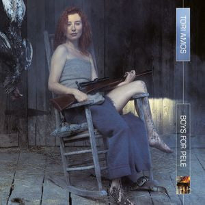 Tori Amos - Boys For Pell (Remastered 2016 2 CD set)