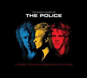 The Many Faces Of The Police - 3 CD Set (Solo recordings, covers & 80s Hits)
