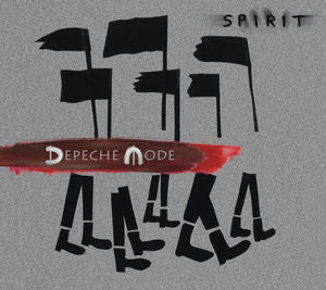 Depeche Mode - Spirit (Deluxe Edition) - 2CD + Free DVD