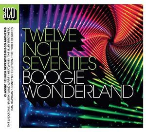 Twelve Inch 70's: Boogie Wonderland / Various [Import] 3CD set