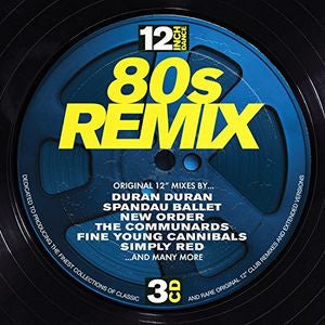 "80s Remix (Various) 3 CD set of Original 12"" Mixes (Import)"