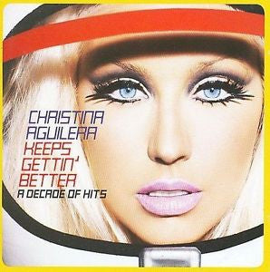 Christina Aguilera - A Decade of Hits CD/DVD