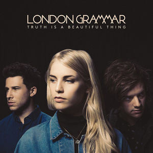 London Grammar - Truth Is a Beautiful Thing LP Vinyl - New