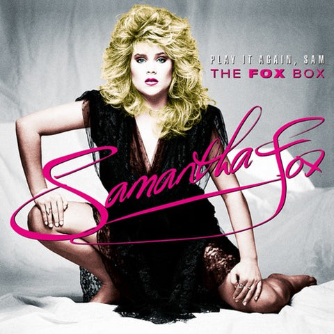 Samantha Fox - Play It Again Sam: Fox Box (2 CD + 2 DVD-PAL/ Region 0) [Import 4PC]