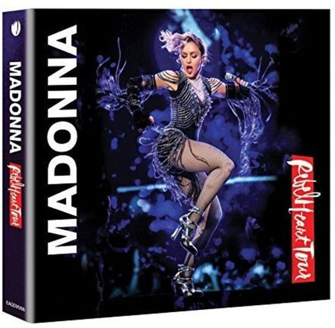 Madonna - Rebel Heart Tour LIVE Blu-ray / CD set