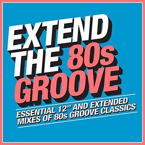 Extend The 80s GROOVE (3CD set) New