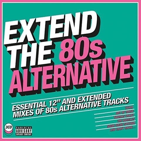 Extend The 80s Alternative (3CD) import