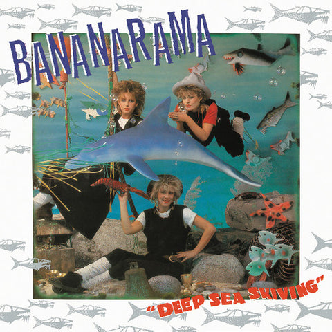 Bananarama - Deep Sea Skiving (BLUE Vinyl) LP