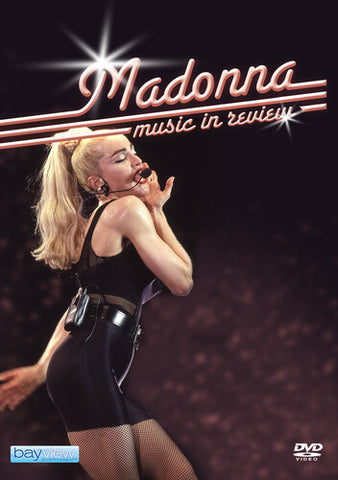 Madonna: Music In Review DVD (2020) New