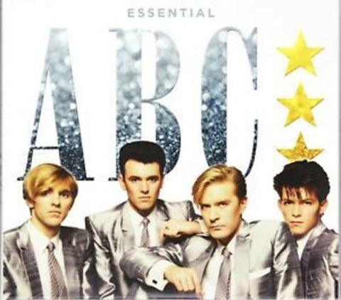 ABC - ESSENTIAL collection 3 CD Import Set - 1981-90 - New