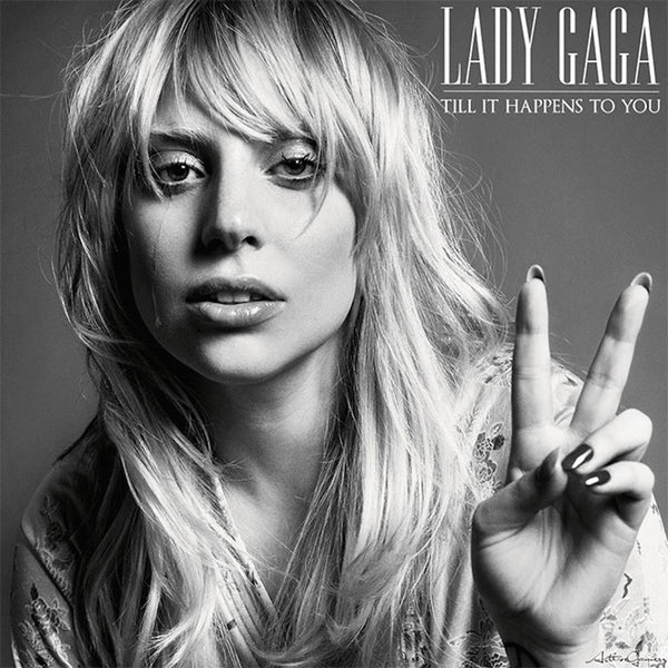 Lady Gaga - Til It Happens To You (The Remixes) DJ CD Single
