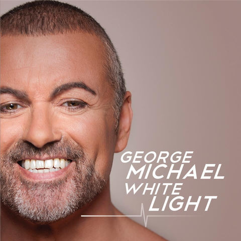 George Michael White Light (Official CD Single) 4 track