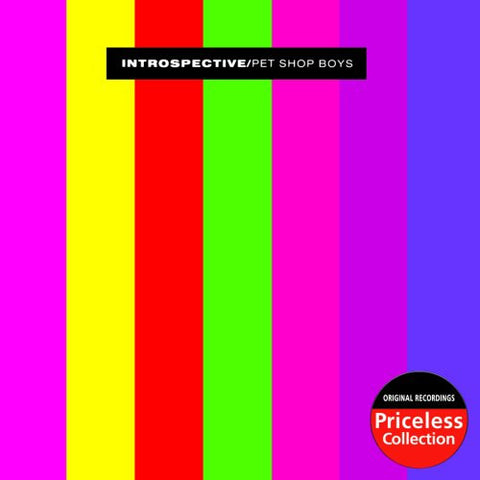 Pet Shop Boys - Introspective (Extended Versions) CD
