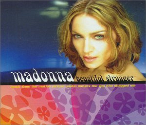 Madonna - Beautiful Stranger Remix CD single - IMPORT - USED
