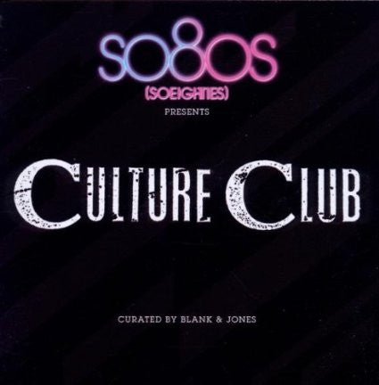 Culture Club - So80s Remix Collection CD (NEW)