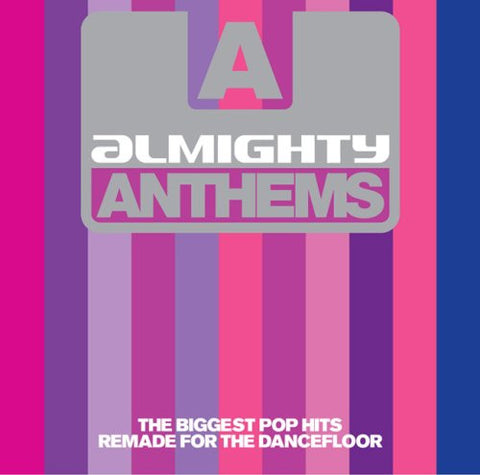 Almighty Anthems vol.2 (2CD set)