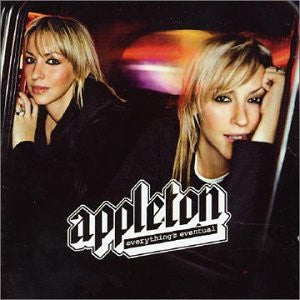 Appleton - Everything's Eventual [Extra track] Import CD