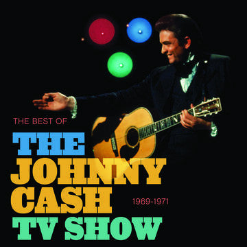 Johnny Cash - The Best Of The Johnny Cash TV Show 1969-1971 LP - RSD 2016