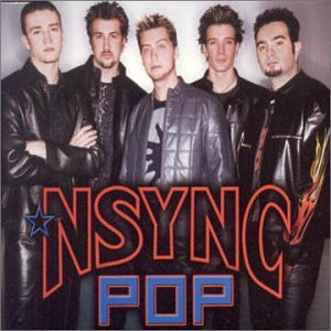 N'SYNC - Pop CD Single (Justin Timberlake)