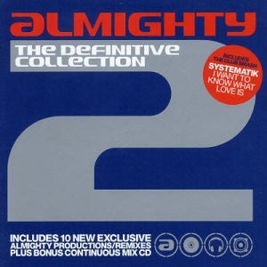 Almighty - The Definitive Collection, vol. 2 - 2CD