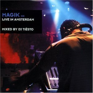 Magik Six : Live in Amsterdam by DJ Tiesto  - Used CD