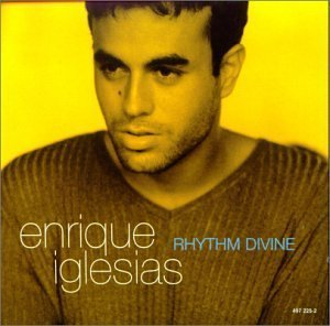 Enrique Iglesias - Rhythm Divine  CD single remixes