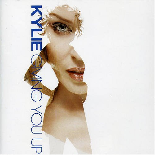 Kylie Minogue - Giving You Up CD single