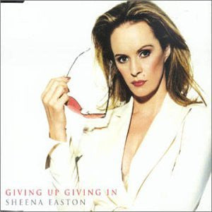 Sheena Easton - Giving Up Giving In - Import CD Maxi-Single