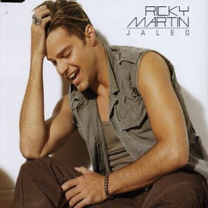 Ricky Martin - Jaleo - Import Remix CD Single